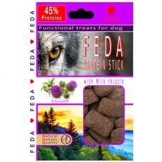 Pamlsky FEDA s ostropestřcem mariánským 100 g