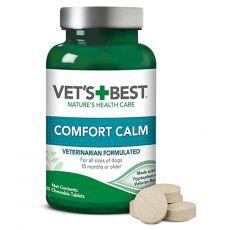 Vet´s Best žvýkací tablety pro psy na uklidnění 60 ks