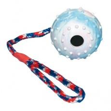 Kulatý míček s malými jehličkami - 7 cm