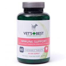 Vet´s Best žvýkací tablety na podporu imunity pro psy 60 ks