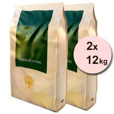 ESSENTIALFOODS Superior Living 2 x 12 kg