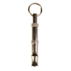 Píšťalka na psa - železná, 6 cm