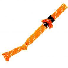 Hračka ROGZ Scrubz přetahovadlo oranžové 54 cm