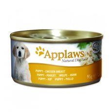 Konzerva Applaws Dog Puppy kuřecí 95 g