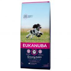 Eukanuba Growing Puppy Medium Breed 12 kg