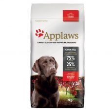 Applaws Dog Adult Large Breed Chicken 2 kg