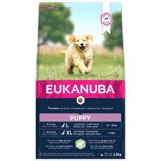 EUKANUBA PUPPY JUNIOR Lamb & Rice - 2,5 kg