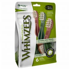 Whimzees dentální zubní kartáček L 60 g/6 ks