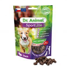 Dr.Animal SportLine kachna 100 g