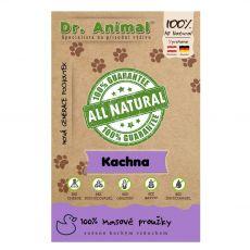 Dr.Animal 100 % kachní masové proužky 80 g