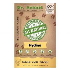 Dr.Animal 100 % drůbeží masové kostky 80 g