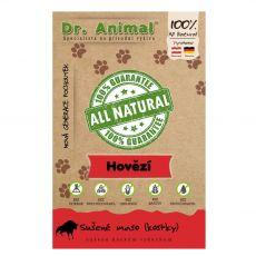 Dr.Animal 100 % hovězí masové kostky 80 g
