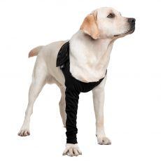 Pooperační návlek na přední nohu psa L