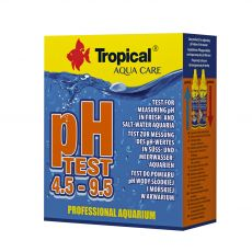 TROPICAL pH Test 4,5–9,5