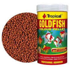 TROPICAL Goldfish Colour Pellet 250 ml/90 g