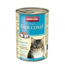 Animonda Cat BROCCONIS treska a kuře 400 g