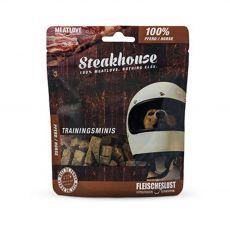 Meat Love Steakhouse Mini pamlsky 100 % kůň 100 g