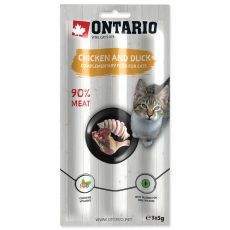 Ontario Stick for Cats chicken & duck 3 x 5 g