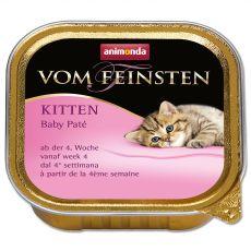 Animonda Vom Feinsten Kitten – Baby Paté 100 g