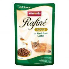 Animonda Rafiné Cat hovězí, husa a jablko 100 g