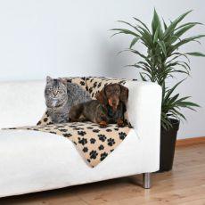 Deka pro psy a kočky - tlapka