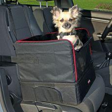 Autosedačka pro psa - bezpečnostní, 45 x 38 x 37 cm
