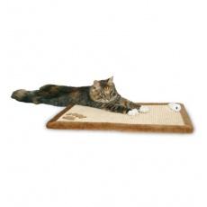 Podložka na škrábání pro kočku - 55 x 35 cm