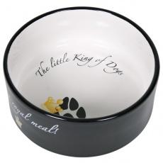 Miska pro psa - The little King of Dogs - 600 ml