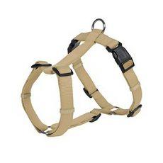 Postroj pro psy, béžový - XS - S, 30 - 40 cm