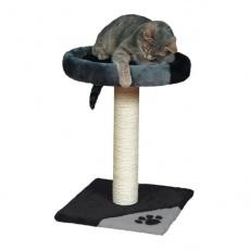 Drápadlo pro kočky s pelechem