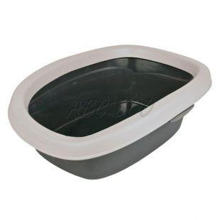 Toaleta pro kočky CARLO - šedá