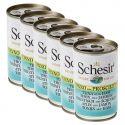 Schesir cat tuňák se šunkou v želé 6 x 140 g