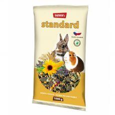 Darwin's Standart krmivo pro morče a králíka 1 kg