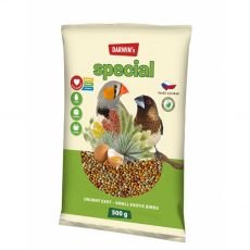 Darwin's Special krmivo pro drobné exoty 500 g