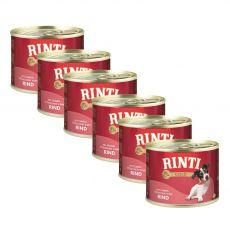 Konzerva RINTI GOLD hovězí 6 x 185 g