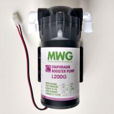 Booster pumpa pro Reverzní osmózu s 200 GPD membránou