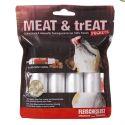 Meat Love salámy 100 % buvol 4 x 40 g
