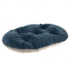 Ferplast Prince 55 / 4 polštář pro psy modro-béžový 55 x 36 cm