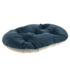 Ferplast Prince 65 / 6 polštář pro psy modro-béžový 65 x 42 cm