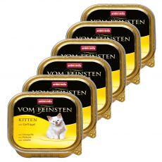 Animonda Vom Feinsten Kitten – drůbež 6 x 100 g