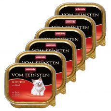 Animonda Vom Feinsten Kitten – hovězí 6 x 100 g