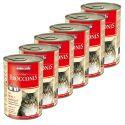 Animonda Cat BROCCONIS hovězí a drůbež 6 x 400 g
