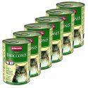 Animonda Cat BROCCONIS zvěřina a drůbež 6 x 400 g