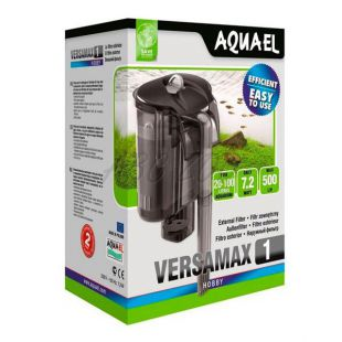 Aquael VersaMax 1 - filtr vnější závěsný