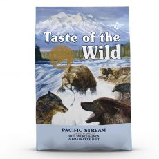 TASTE OF THE WILD Pacific Stream Canine 12,2 kg
