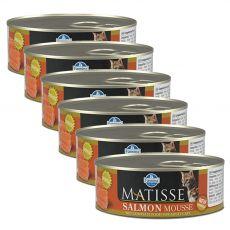 Farmina MATISSE cat Salmon 6 x 85 g