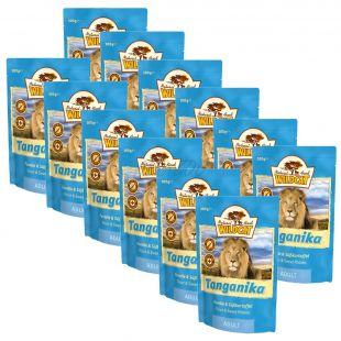Wildcat Tanganika kapsička 12 x 100 g