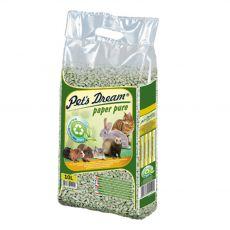 Podestýlka JRS Pet's Dream Paper Pure 10 l / 4,8 kg