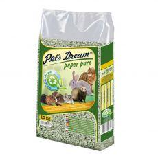 Podestýlka JRS Pet's Dream Paper Pure 10 kg