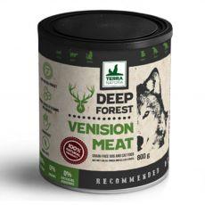 Konzerva Terra Natura Deep Forest Venison Meat 800 g